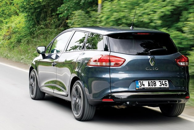 TEST - Renault Clio ST 1.2 TCe EDC Icon