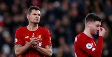Croatian defender Lovren joins Zenit from Liverpool