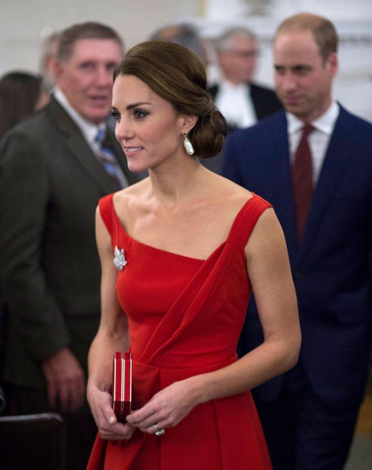 Kate Middleton'ın sırrı