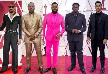 Oscar 2021'nin Stil Sahibi Erkekleri
