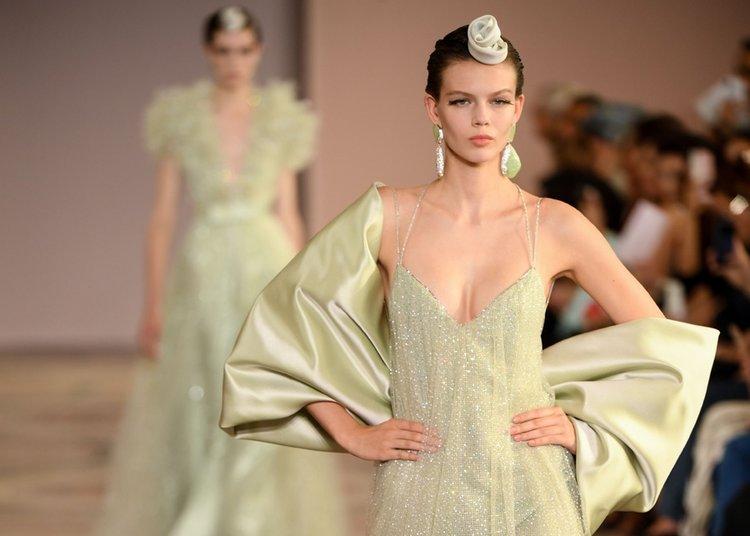 Giorgio Armani Prive Haute Couture 2019-2020