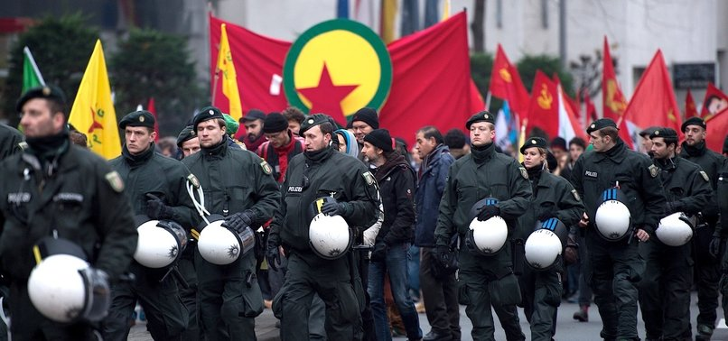 GERMANY INTENSIFIES INVESTIGATIONS INTO PKK SUPPORTERS