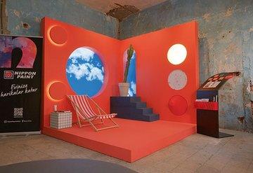 Nippon Paint'in Kent Galerileri İstanbul'daydı