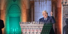 Abbas to demand EU recognize Palestinian state: source