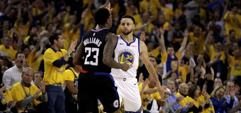 CLIPPERS STUN WARRIORS WITH RECORD COMEBACK IN NBA PLAYOFF HISTORY