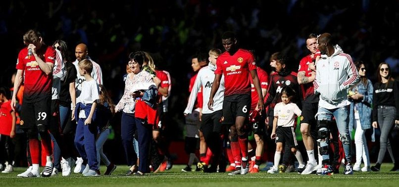 MAN UNITED END MEDIOCRE SEASON WITH HOME LOSS TO CARDIFF