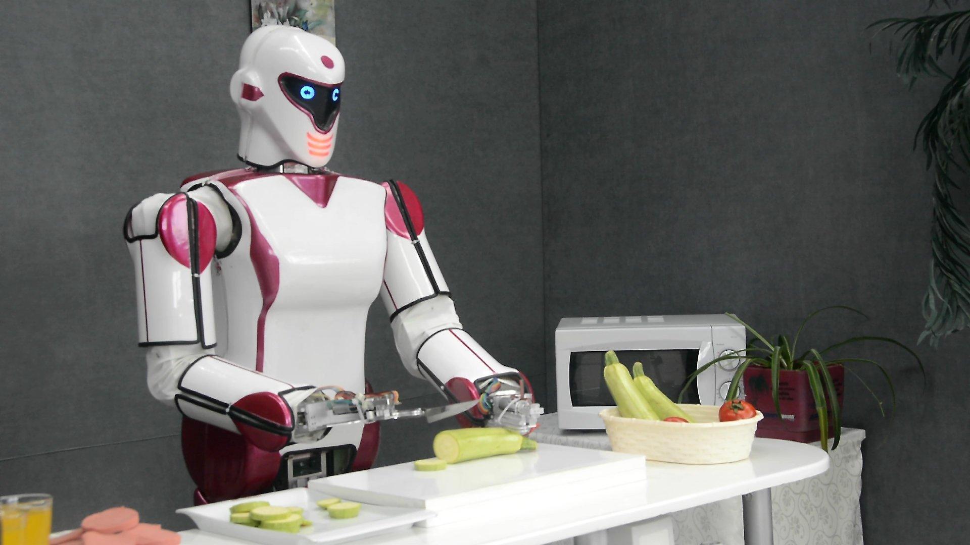 ROBOT TEKNOLOJİSİ KİMLERİ İŞSİZ BIRACAK?
