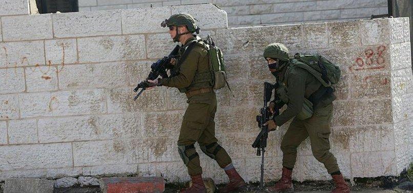 ISRAELI TROOPS SHOOT DEAD PALESTINIAN MAN NEAR JEWISH SETTLEMENT IN OCCUPIED WEST BANK