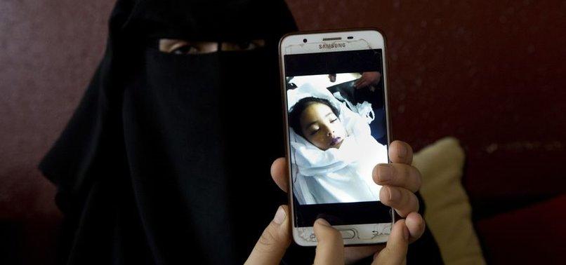 PALESTINIAN GIRL DIES LONELY DEATH AS ISRAEL BLOCKS PARENTS