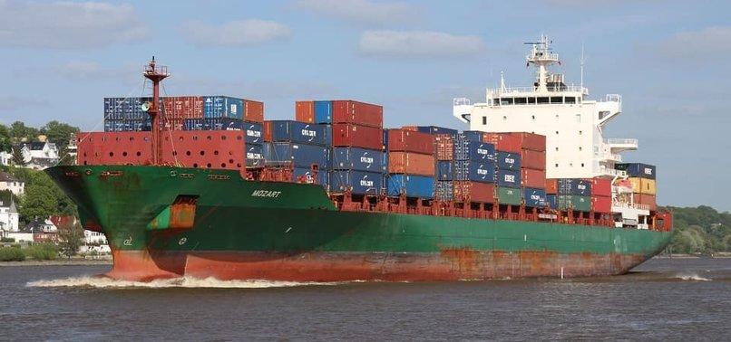 TURKISH CARGO SHIP WITH 19 CREW MEMBERS HIJACKED BY PIRATES OFF NIGERIA