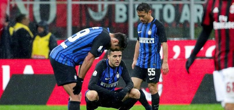 INTER IN DANGER OF ANOTHER MID-SEASON COLLAPSE
