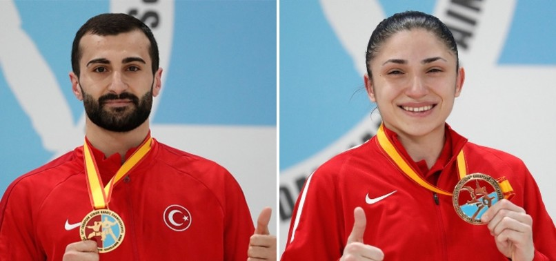 TURKEY WINS TWO GOLD MEDALS AT THE EUROPEAN KARATE CHAMPIONSHIP