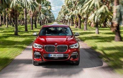 Yeni BMW X4 ortaya çıktı