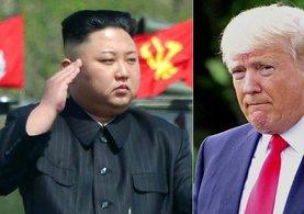 Donald Trump ile Kim arasında söz düellosu