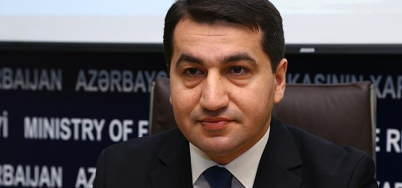 AZERBAIJAN LOOKS FOR OSCES HELP OVER KARABAKH CONFLICT