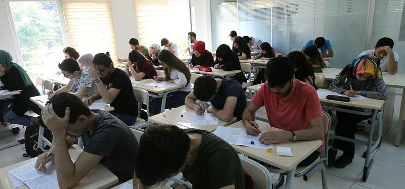 2.5M TURKISH STUDENTS TO TAKE UNIVERSITY ENTRANCE EXAM