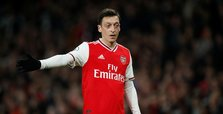 Arsenal player Mesut Ozil backs free school meals campaign