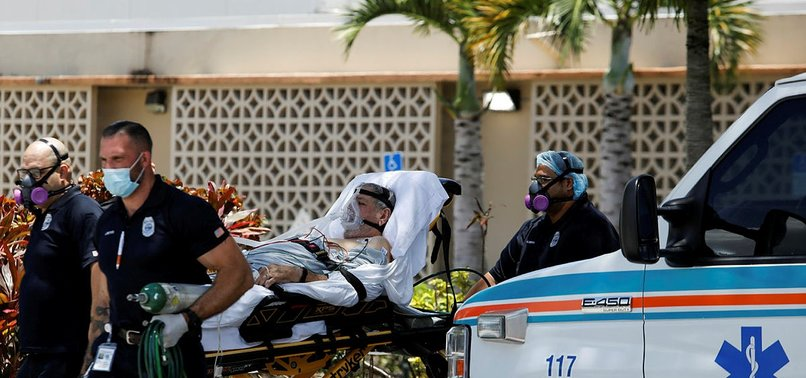 FLORIDA REPORTS RECORD INCREASE IN COVID-19 DEATHS FOR FOURTH DAY IN A ROW