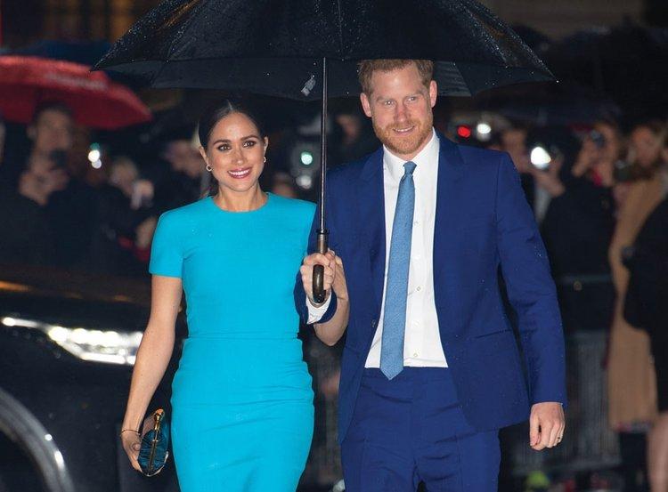 Prens Harry ile Meghan Markle yeni ev mi aldı?