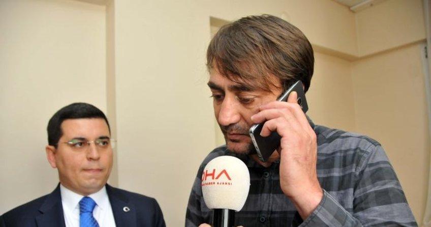 Özge'nin fedakar babasına sürpriz telefon!