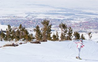 Turkey's winter wonderland Erzurum attracts 1.3M tourists
