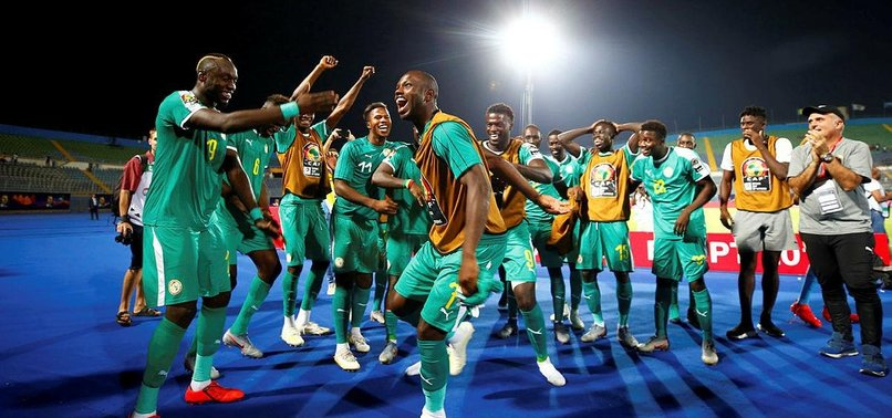 SENEGAL IN AFRICAN CUP FINAL AFTER EXTRA-TIME THRILLER