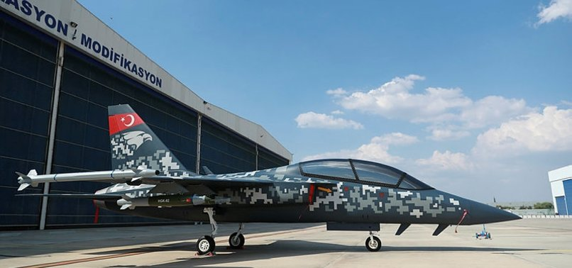 TURKISH JET TRAINER TO BE ON SHOW AT INTERNATIONAL FAIR