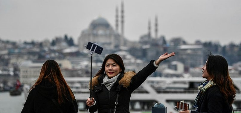 TURKEY EXPECTS RECORD NUMBER OF TOURISTS IN 2018