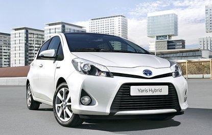 Toyota hibrit test sürüşüne yeni bir boyut getirdi