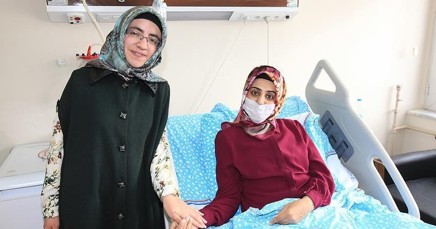 Karaciğer hastası genç kız annesinin kaderini yaşamadı