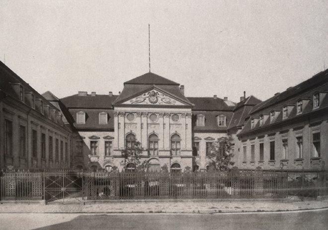 Bismark Sarayı, Berlin