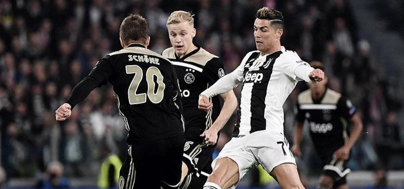 AJAX CONTINUES TO MARVEL IN UCL, KNOCKS OUT JUVENTUS