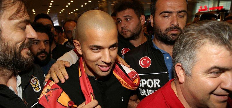 IN TURKEY, CRAZY WELCOME AWAITS FOREIGN FOOTBALL STARS