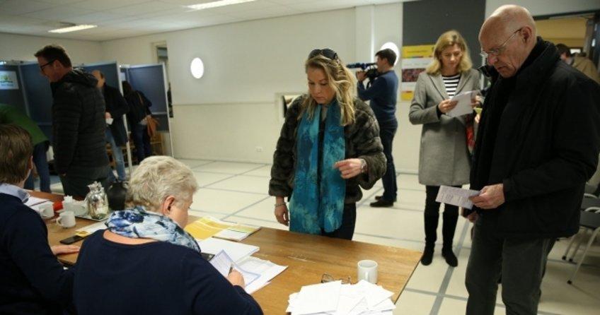 Hollanda'da sandık çıkış anketlerinin sonuçları açıklandı