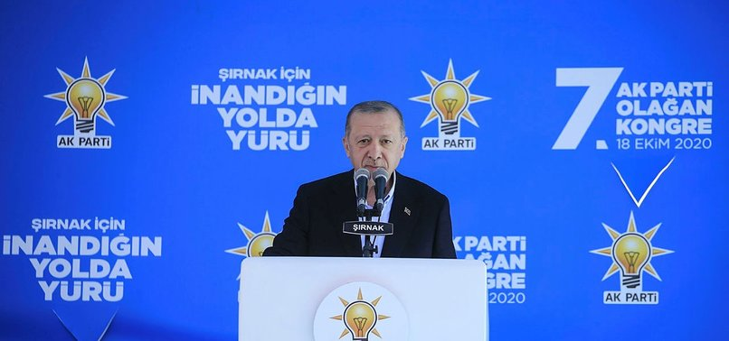 Erdoğan: Co-chairs of the OSCE Minsk group stand by Armenia