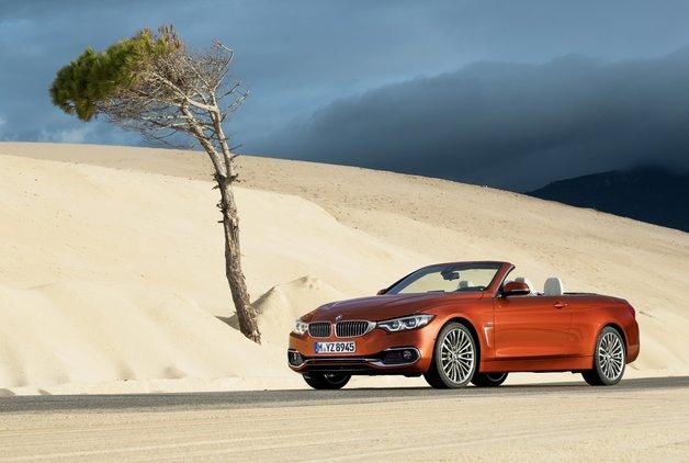 BMW 4 Serisi yenilendi