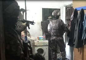 Bursa'da terör operasyonu: 10 şüpheli gözaltına alındı