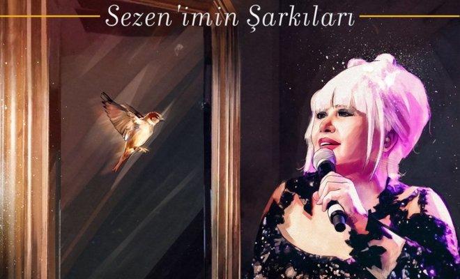 """""""Sezen'imin Şarkıları"""" Albümünün Detayları"""