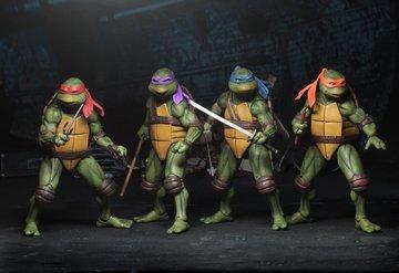 Ninja Kaplumbağalar yeniden beyazperdede