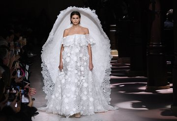 Givenchy Haute Couture İlkbahar/Yaz 2020