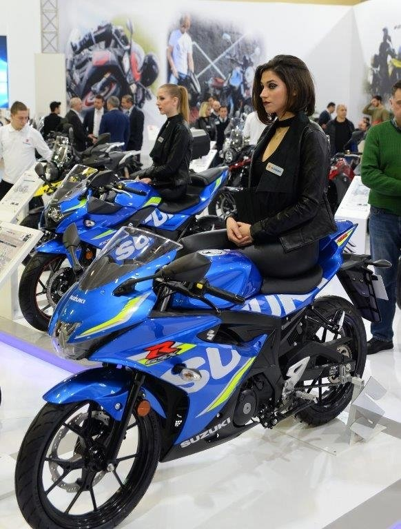 Motobike İstanbul Fuarı A 231 ıldı Galeri Otomobil 23