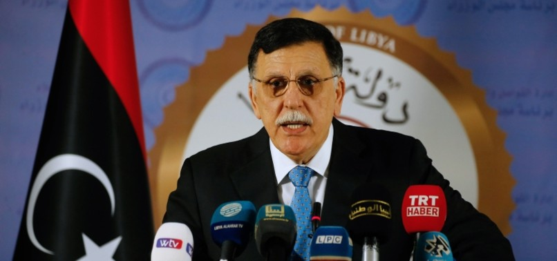 UN-BACKED LIBYA PM CALLS FOR ELECTIONS IN 2019 TO END WAR