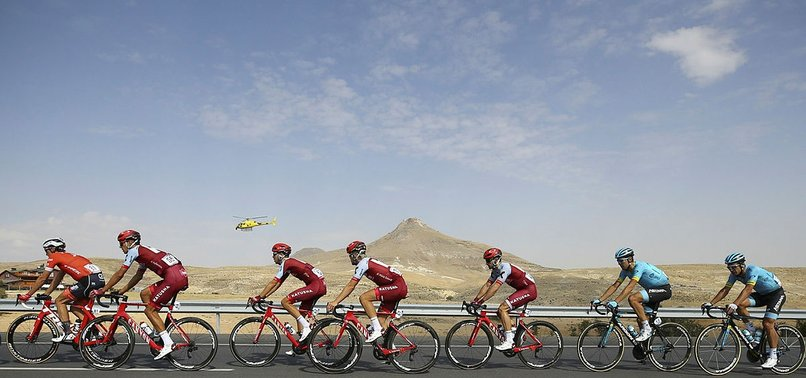 CYCLING TOUR OF TURKEY TO START ON TUESDAY