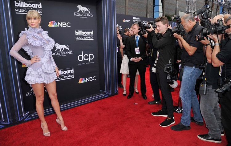2019 Billboard Müzik Ödülleri kırmızı halı şıklığı