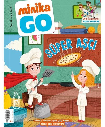 minika GO Dergisi