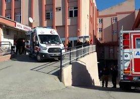 İzmir'de ki fabrikada kazan patladı, 4 işçi yaralandı