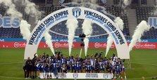 Porto clinches Portuguese title with win over Sporting