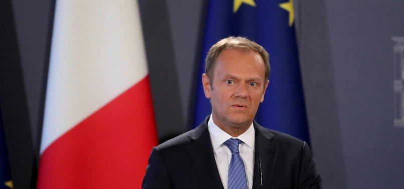 EU REJECTS UK PM JOHNSONS DEMAND TO SCRAP IRISH BACKSTOP