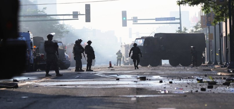 NATIONAL GUARD SUMMONED TO AID CITIES AMID POLICE CLASHES