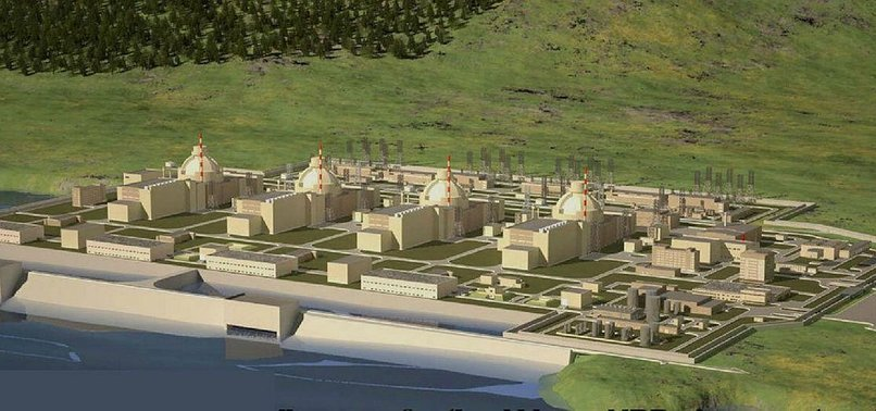 AKKUYU NUCLEAR PLANT TRACKS PROGRESS ONE YEAR ON